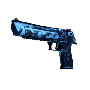 Desert Eagle | Cobalt Disruption (Minimal Wear)