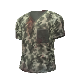 Military Scrubs Shirt